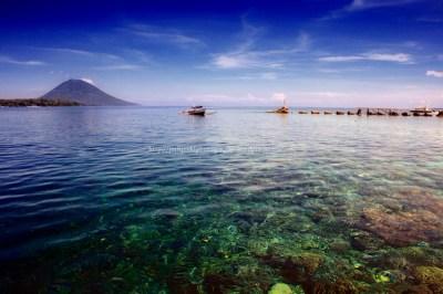 Siladen Island, Bunaken National Park, Manado