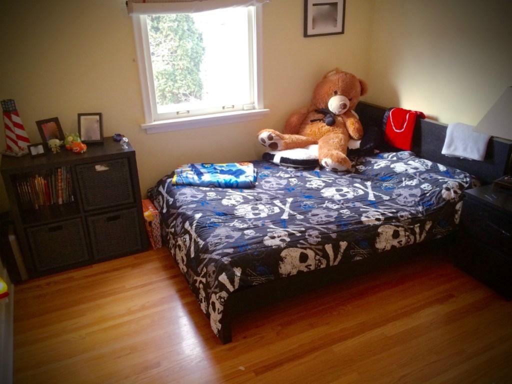 Kid's Bedroom After