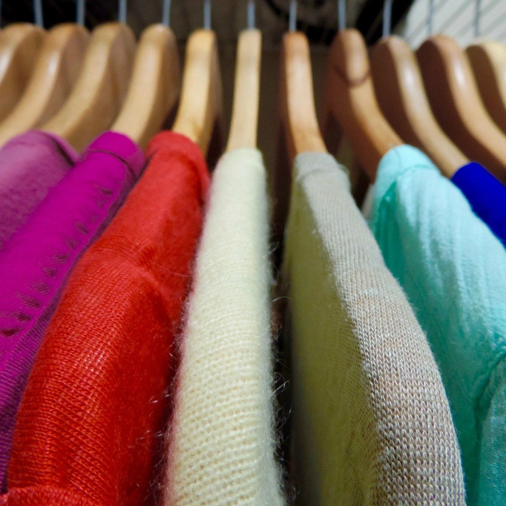 Organizing for the Home: Closets