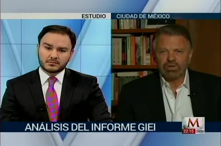 MilenioTV / Las Diez de Milenio con Carlos Zúñiga / 26 de abril 2016