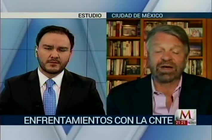 MilenioTV / Las Diez de Milenio con Carlos Zúñiga / 21 de junio 2016