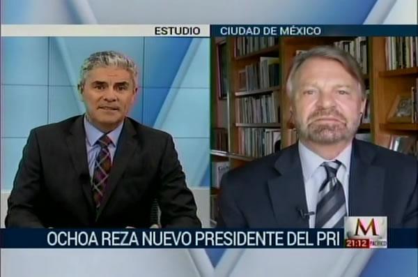 MilenioTV / Las Diez de Milenio con Héctor Zimarron / 12 de julio 2016
