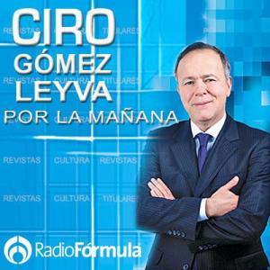 Muy mala gira de AMLO en EU, no hizo noticia: Castañeda. Con Ciro Gómez Leyva