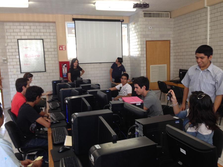 organizar hour of code mexico la salle cancun
