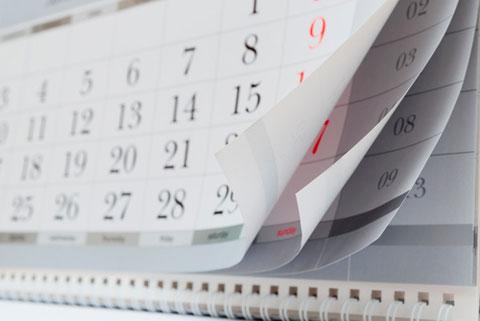 calendario editorial en instagram