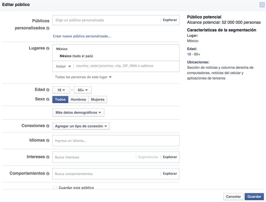 editar publicos publicaciones facebook