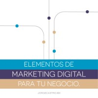 elementos de marketing digital para tu negocio