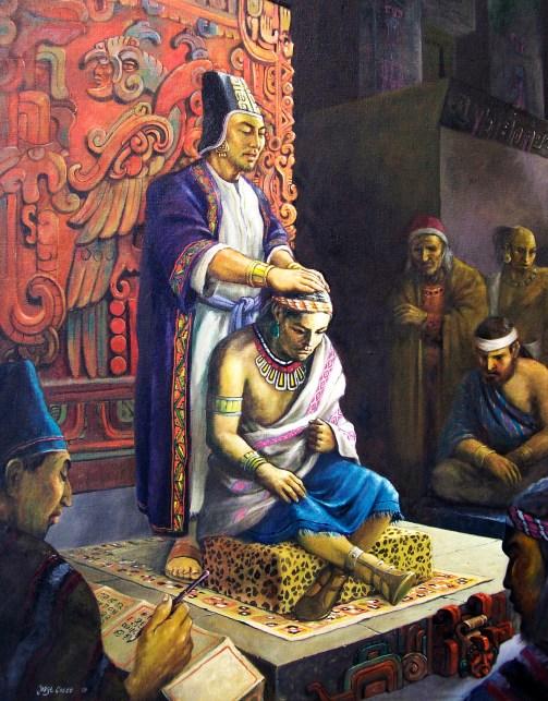 Alma confiriendo el Sacerdocio - Jorge Cocco