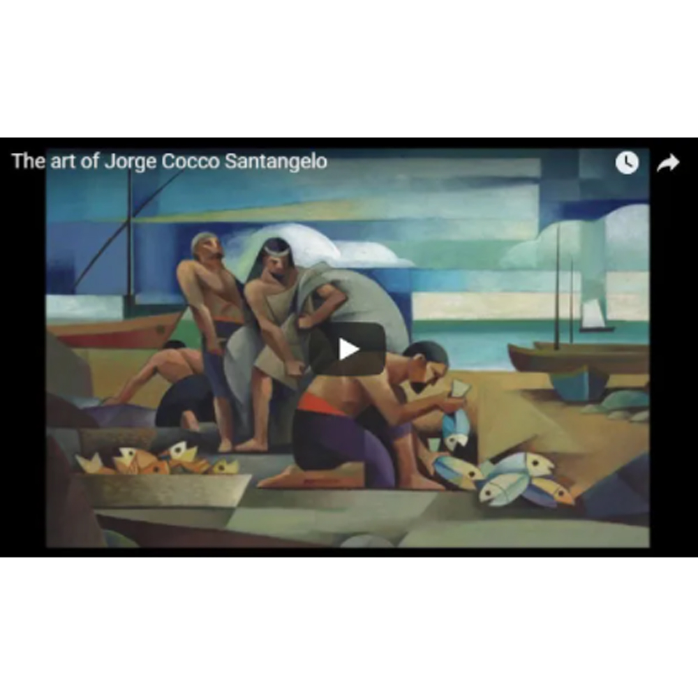 Art of Jorge Cocco – image and music