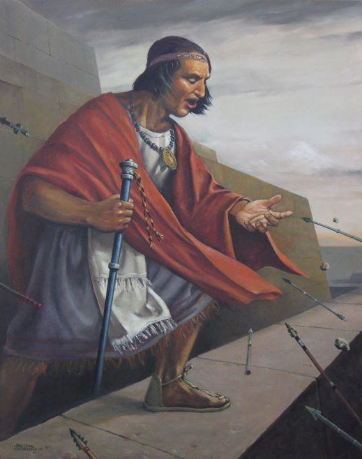 Samuel en lamanita