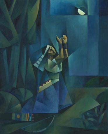 The prayer of Enos