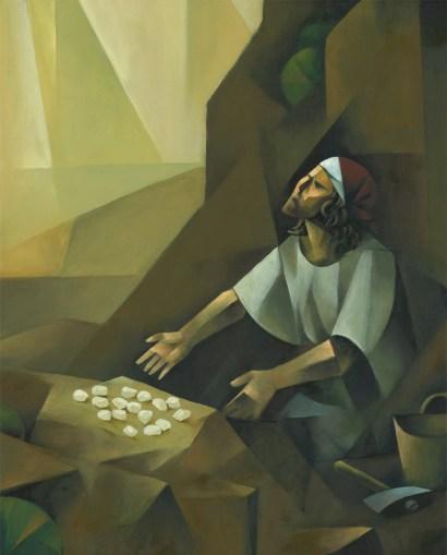 he sixteen stones