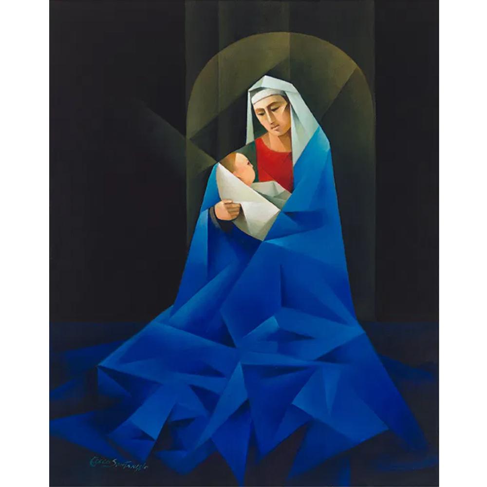 Virgen del manto