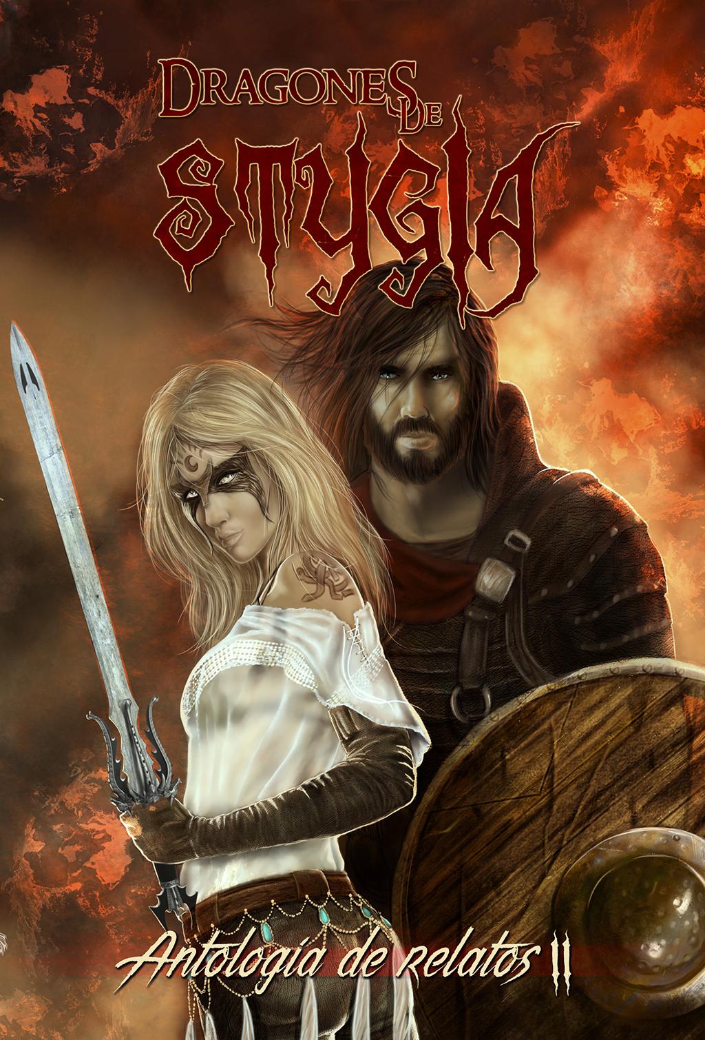 Dragones de Stygia: Antología de relatos II
