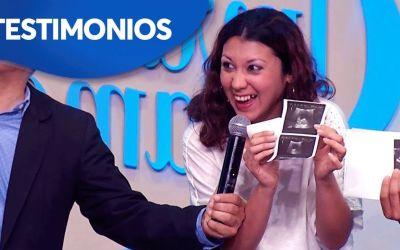 Tenía cáncer en el útero y no podía quedar embarazada, ahora esta sana de cáncer y está embarazada!