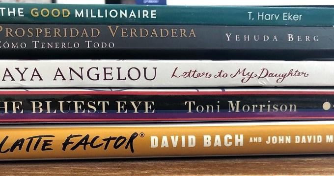 5 Libros Para El Cierre Del 2019 - JorgeMelendez.com.mx