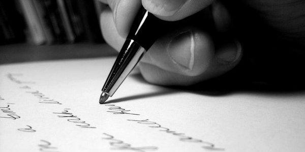 Carta A Uno De Los Amigos Importantes