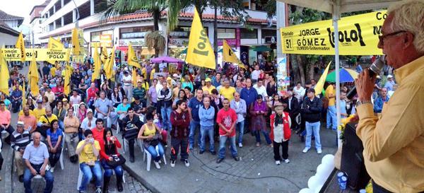 Rionegro, Antioquia.