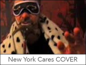 NYC Cover Jorge Santana New York Cares