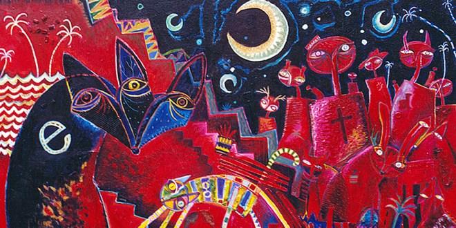 Memorias Nocturna Jorge Santana