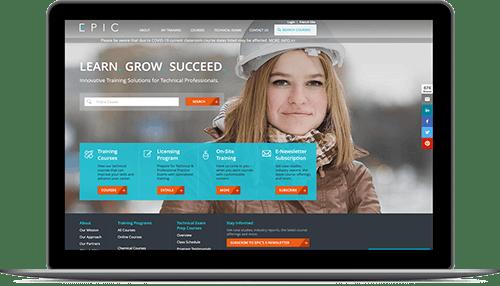 Diseño de sitio web