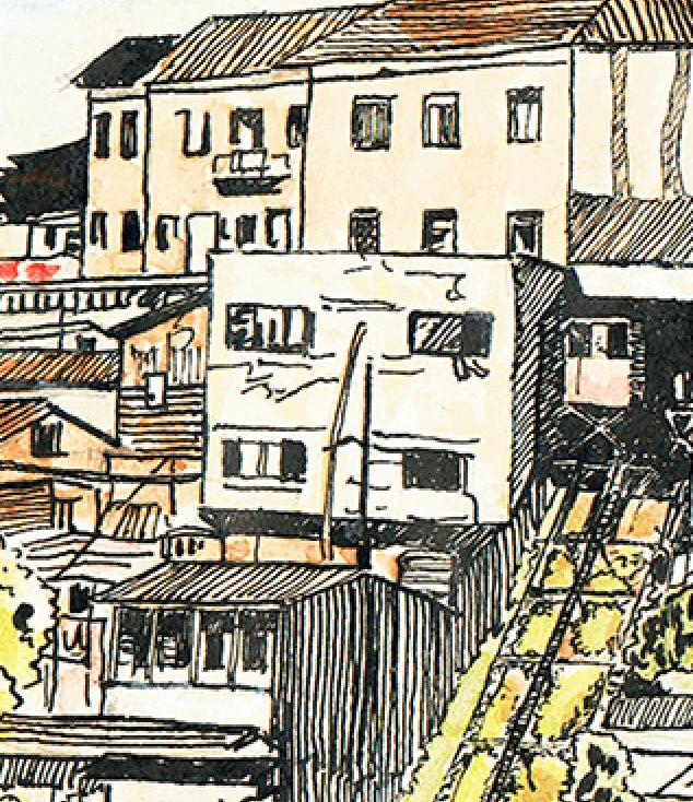 Ilustración tradicional