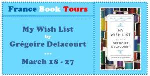 My Wish List Tour via France Book Tours