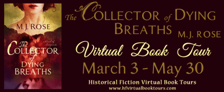 The Collector of Dying Breaths Tour via HFVBT
