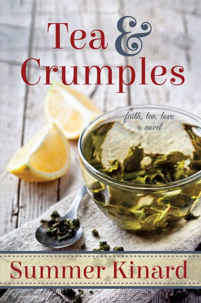 "Book Review | ""Tea & Crumples"" by Summer Kinard"