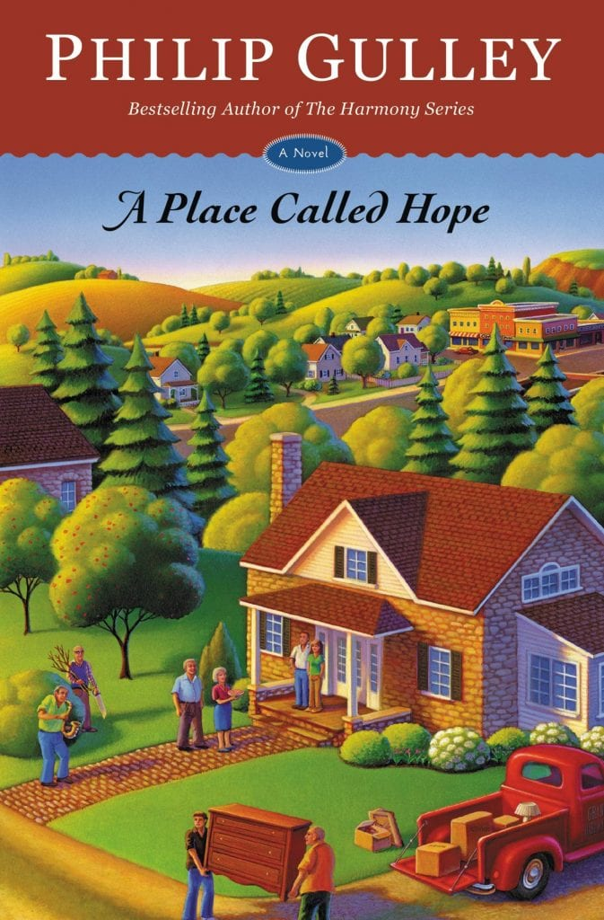 "Book Review | ""A Place Called Hope"" (Hope series, No.1) by Philip Gulley A small towne fiction novelist I've been curious about reading!"