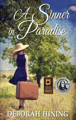 "Book Review | ""A Sinner in Paradise"" (a duology) by Deborah Hining Women's Fiction with an uplifting centre focus of a character in search of herself."