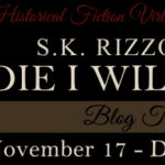 Die I Will Not Blog Tour via HFVBTs