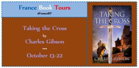 Taking the Cross Virtual Book Tour via France Book Tours