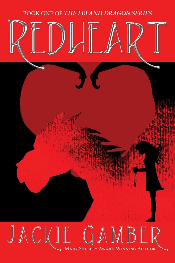 Redheart by Jackie Gamber
