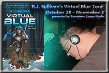 RJ Sullivan Vitrual Blue Book Tour with TCM