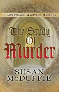 The Study of Murder by Susan McDuffie