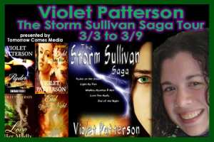 Violet Patterson Tour via Tomorrow Comes Media