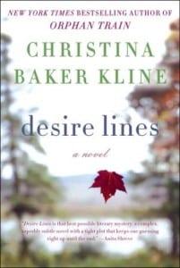+Blog Book Tour+ Desire Lines by Christina Baker Kline