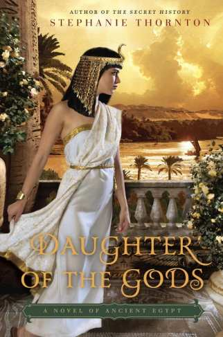 Daughter of the Gods by Stephanie Thornton