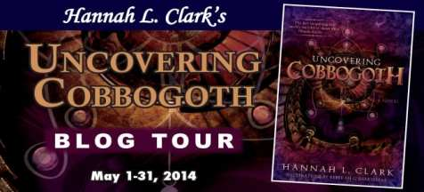 Uncovering Cobbogoth Blog Tour by Cedar Fort Publishing & Media
