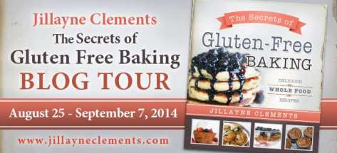 The Secrets of Gluten-Free Baking Blog Tour via Cedar Fort Publishing & Media