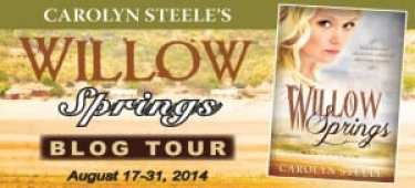 Willow Springs Blog Tour with Cedar Fort