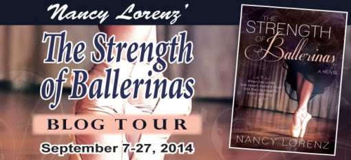 The Strength of Ballerinas Blog Tour via Cedar Fort Publishing & Media