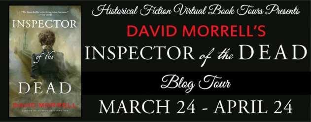 Inspector for the Dead blog tour via HFVBTs