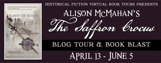 The Saffron Crocus Blog Tour via HFVBTs