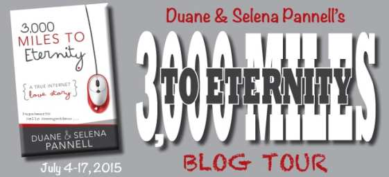 3000 Miles from Eternity Blog Tour via Cedar Fort Publishing & Media