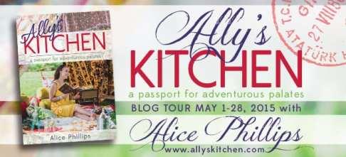 Ally's Kitchen Blog Tour via Cedar Fort Publishing & Media