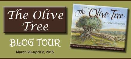 The Olive Tree Blog Tour by Cedar Fort Publishing & Media