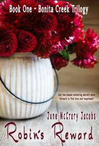 "Blog Book Tour | ""Robin's Reward"" by June McCrary Jacobs A small towne #sweetromance wherein the #library plays a central role in uniting the community!"