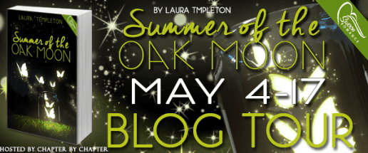 Summer of the Oak Moon Blog Tour via Chapter by Chapter Blog Tours